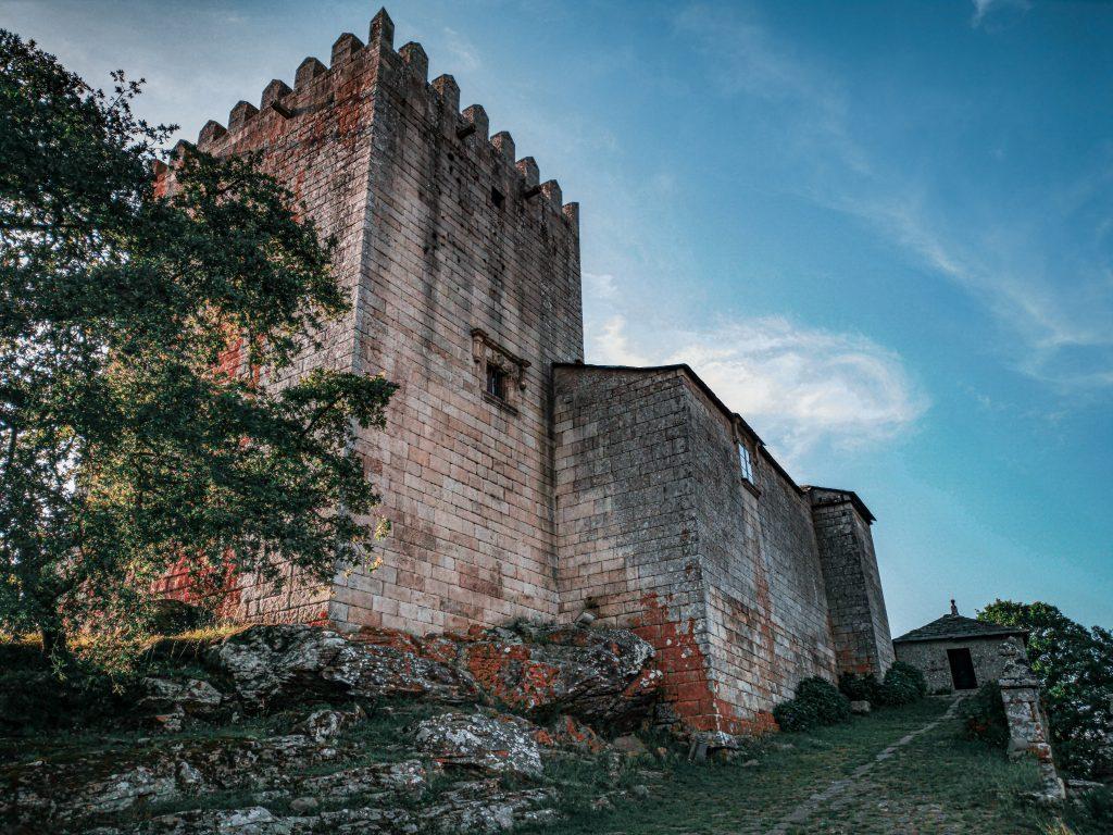 Fortaleza San Paio de Narla Friol